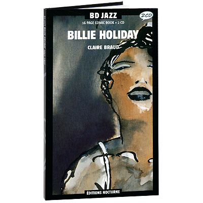 BD Jazz Billie Holiday 1937-1952 (2 CD) Серия: BD Series инфо 3877j.
